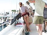 Tanga Photo on Boat