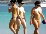First Time Nude At The Beach Ladies Showing Hot Bodies