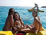 Busty Beach Amateurs