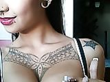 Pictures Girls With Pierced Tits