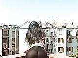 Yoga Pants Ass Porn Pictures