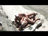 Voyeur Beach Sex Video